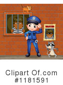 Police Clipart #1181591 by Graphics RF