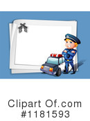 Police Clipart #1181593 by Graphics RF