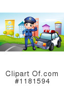 Police Clipart #1181594 by Graphics RF