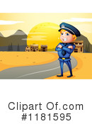 Police Clipart #1181595 by Graphics RF