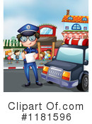 Police Clipart #1181596 by Graphics RF