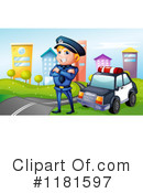 Police Clipart #1181597 by Graphics RF