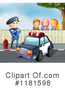 Police Clipart #1181598 by Graphics RF