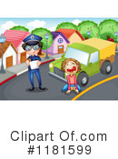 Police Clipart #1181599 by Graphics RF