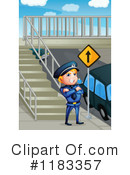 Police Clipart #1183357 by Graphics RF