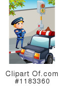 Police Clipart #1183360 by Graphics RF