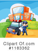 Police Clipart #1183362 by Graphics RF