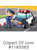 Police Clipart #1183363 by Graphics RF