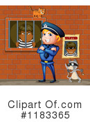 Police Clipart #1183365 by Graphics RF