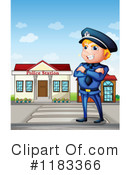 Police Clipart #1183366 by Graphics RF