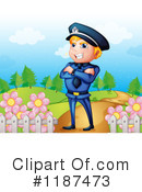 Police Clipart #1187473 by Graphics RF