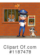Police Clipart #1187478 by Graphics RF