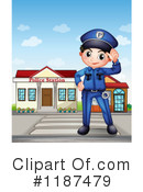 Police Clipart #1187479 by Graphics RF