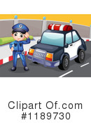 Police Clipart #1189730 by Graphics RF