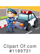 Police Clipart #1189731 by Graphics RF