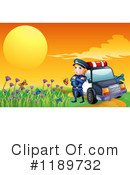 Police Clipart #1189732 by Graphics RF