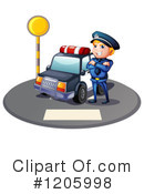 Police Clipart #1205998 by Graphics RF