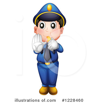 Police Clipart #1228460 by Graphics RF