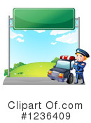 Police Clipart #1236409 by Graphics RF