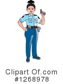 Police Clipart #1268978 by Lal Perera