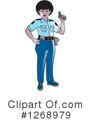 Police Clipart #1268979 by Lal Perera