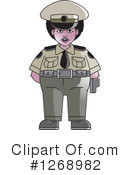 Police Clipart #1268982 by Lal Perera