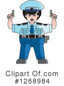Police Clipart #1268984 by Lal Perera