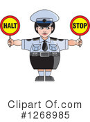 Police Clipart #1268985 by Lal Perera