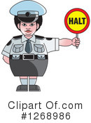 Police Clipart #1268986 by Lal Perera