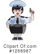 Police Clipart #1268987 by Lal Perera