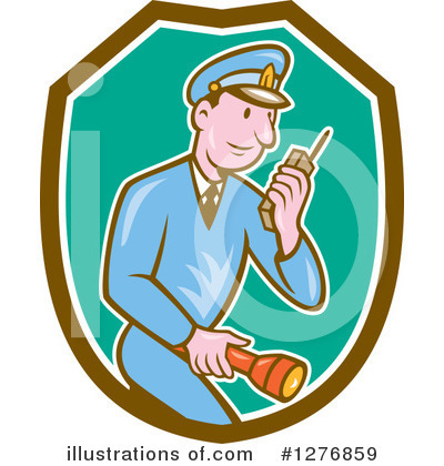Police Clipart #1276859 by patrimonio