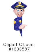 Police Clipart #1333587 by AtStockIllustration