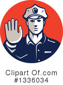 Police Clipart #1336034 by patrimonio