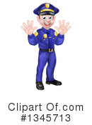 Police Clipart #1345713 by AtStockIllustration