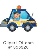 Police Clipart #1356320 by visekart
