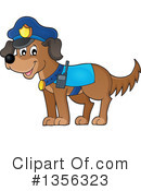 Royalty-Free (RF) Police Clipart Illustration #1356323