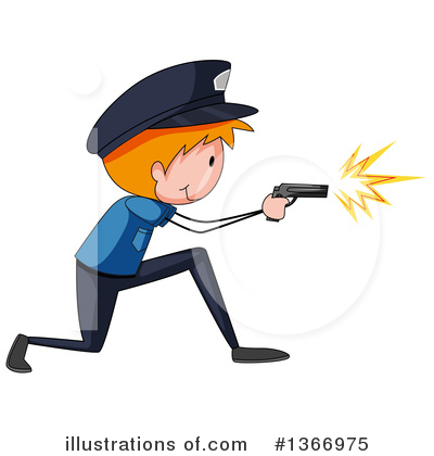 Police Clipart #1366975 by Graphics RF