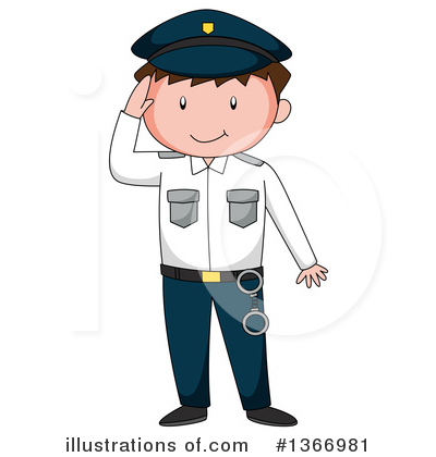 Police Clipart #1366981 by Graphics RF