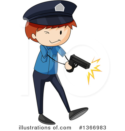 Police Clipart #1366983 by Graphics RF