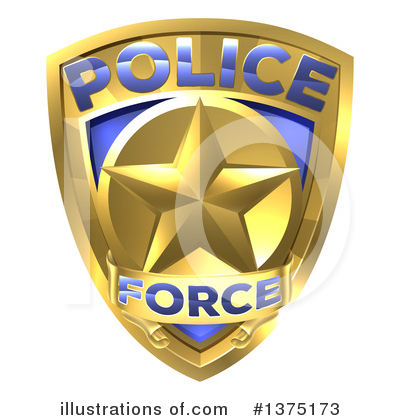 Police Clipart #1375173 by AtStockIllustration