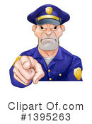 Police Clipart #1395263 by AtStockIllustration
