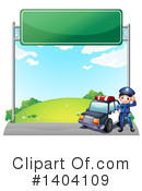 Police Clipart #1404109 by Graphics RF