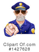 Police Clipart #1427628 by AtStockIllustration
