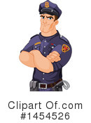 Police Clipart #1454526 by Pushkin