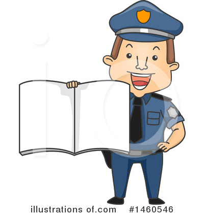 Police Clipart #1460546 by BNP Design Studio