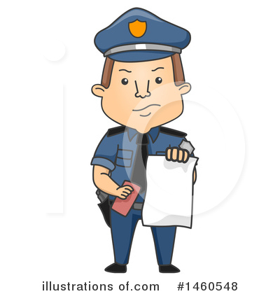 Police Clipart #1460548 by BNP Design Studio