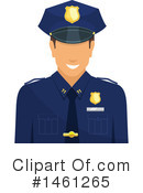 Police Clipart #1461265 by Vector Tradition SM