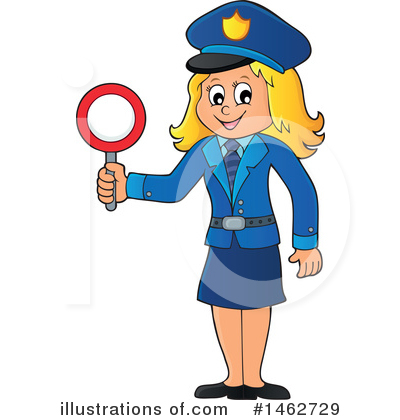 Police Clipart #1462729 by visekart