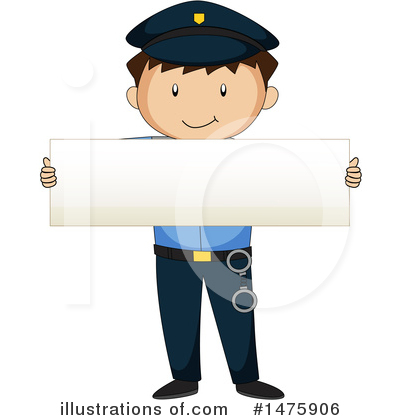 Police Clipart #1475906 by Graphics RF