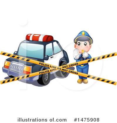 Police Clipart #1475908 by Graphics RF